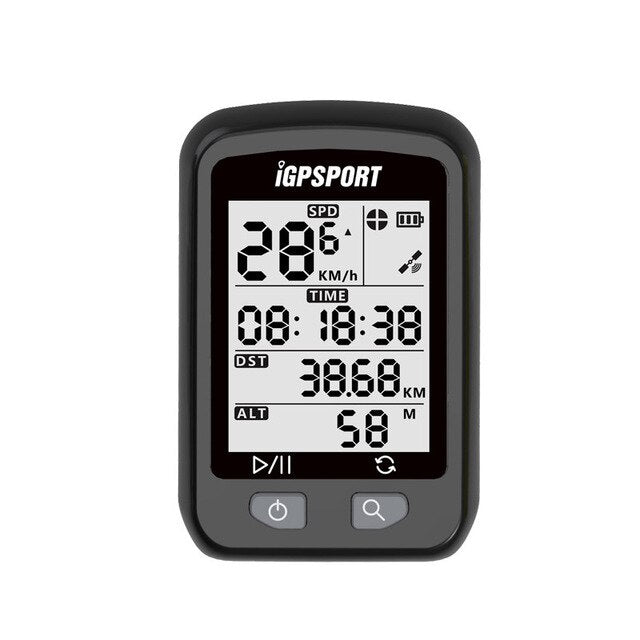 waterproof Gps cycle computer iGS20E