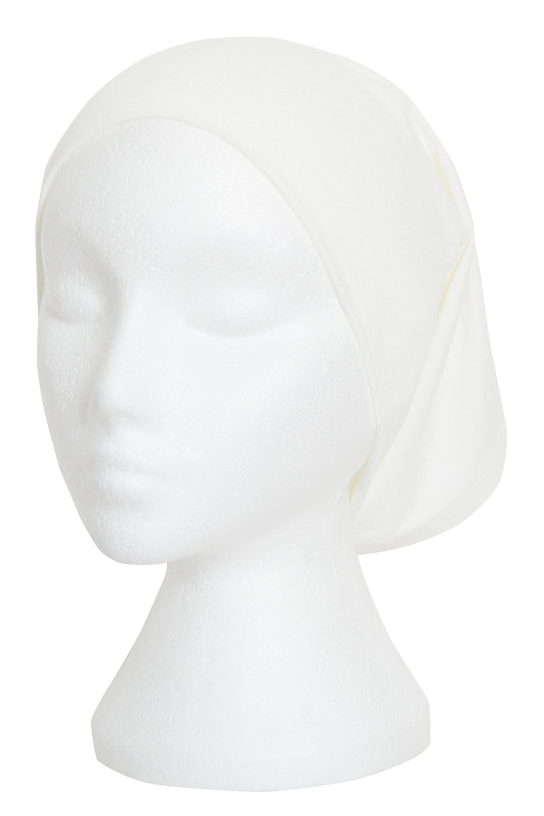 OFF WHITE TUBE BONNET