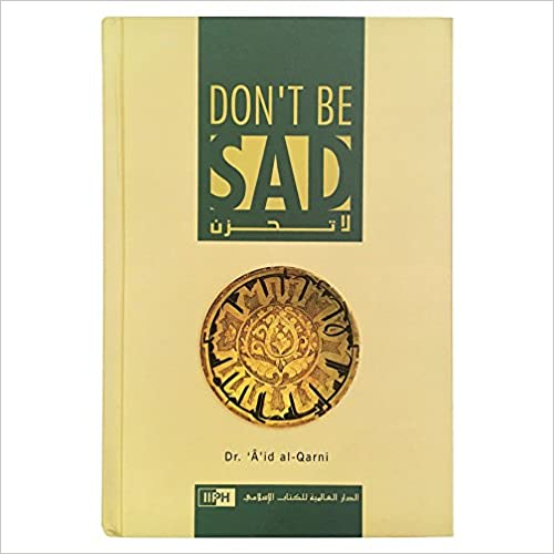 DON'T BE SAD HARDCOVER