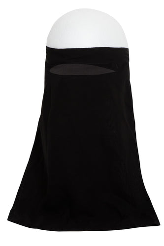 NIQAB DOUBLE LAYER LUXURY AMSONS BRAND ORIGINAL MUSLIM FACE VEIL