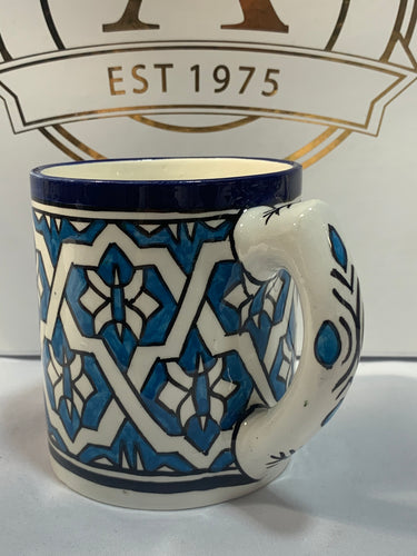 Moroccan Mugs - Medium