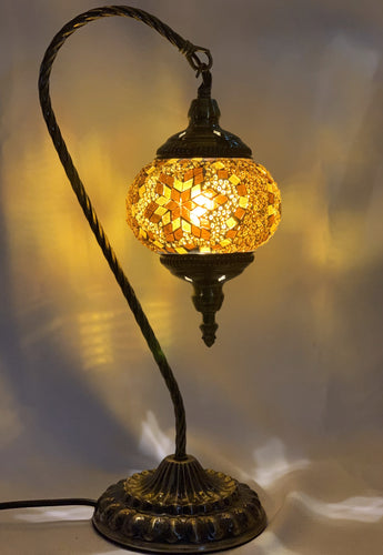 MOSAIC PENDANT TABLE LAMP