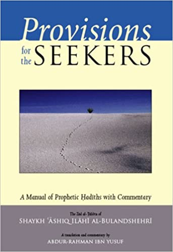Provisions for the Seekers Hardcover