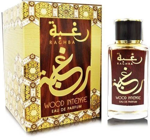 Lattafa Raghba Wood Intense 100ml