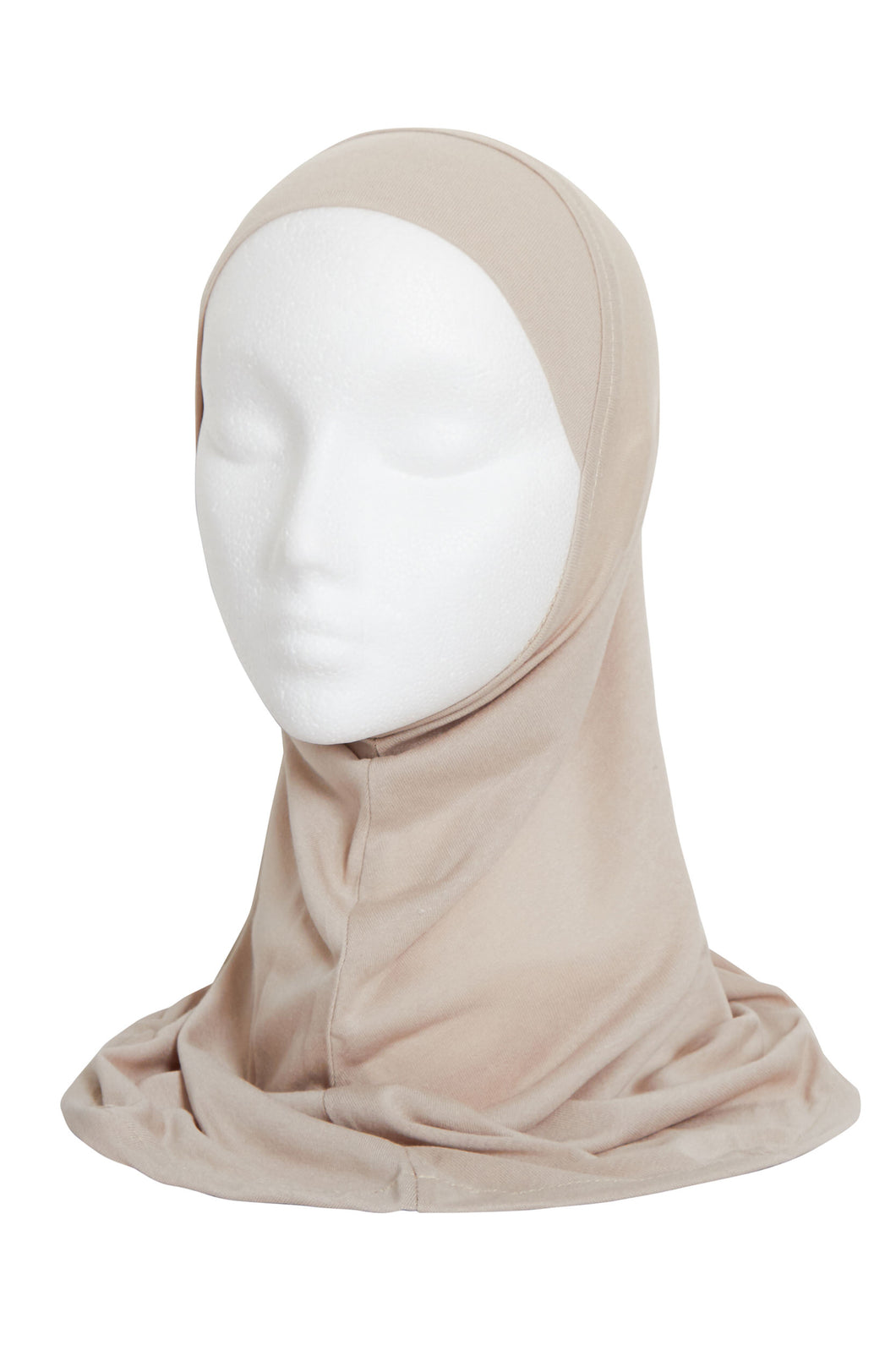 BEIGE GIRLS HIJAB