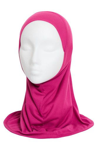 MAGENTA GIRLS HIJAB