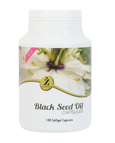 BLACKSEED OIL CAPSULES