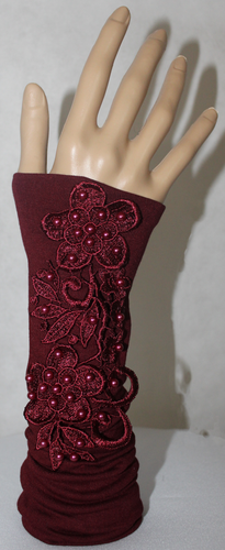 MULBERRY APPLIQUE SLEEVE