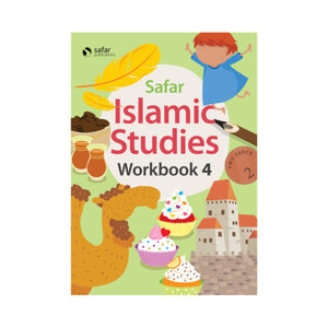 Safar Islamic Studies: Workbook 4