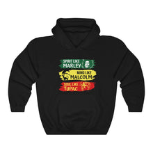 Load image into Gallery viewer, Spirit, Mind, & Soul Unisex Heavy Blend™ Hooded Sweatshirt