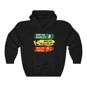 Spirit, Mind, & Soul Unisex Heavy Blend™ Hooded Sweatshirt