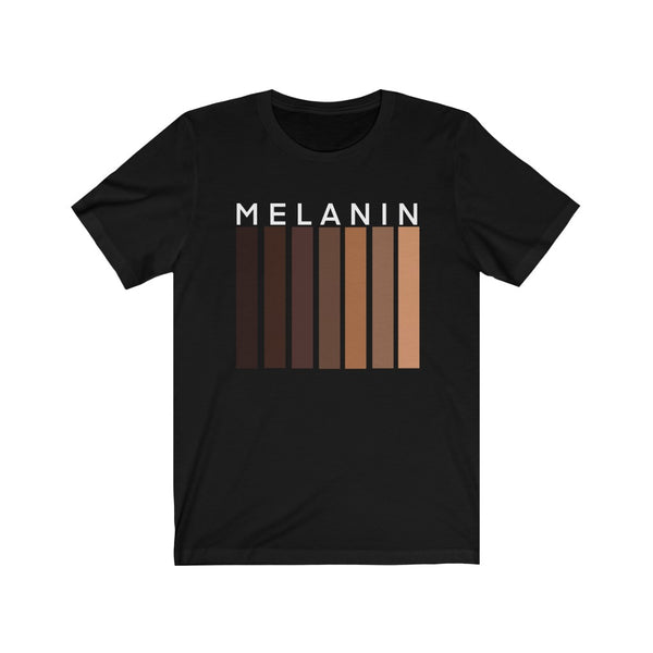 Shades of Melanin Short Sleeve Tee