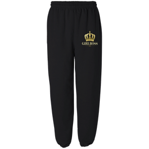 Girl Boss Fleece Sweatpants without Pockets