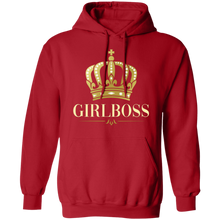 Load image into Gallery viewer, Girl Boss Pullover Hoodie