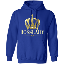 Load image into Gallery viewer, Boss Lady Pullover Hoodie
