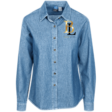 Load image into Gallery viewer, Boss Lady Denim Shirt