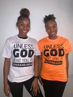 Unless God......