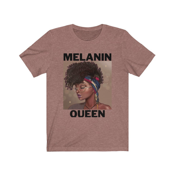 Black Queen Unisex  Short Sleeve Tee