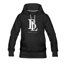 Load image into Gallery viewer, Boss Lady Women's Premium Hoodie - black