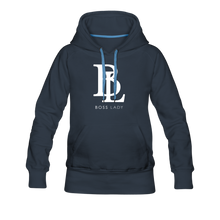 Load image into Gallery viewer, Boss Lady Women's Premium Hoodie - navy