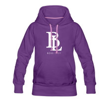 Load image into Gallery viewer, Boss Lady Women's Premium Hoodie - purple