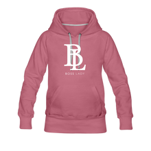 Load image into Gallery viewer, Boss Lady Women's Premium Hoodie - mauve