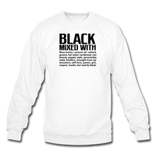 Load image into Gallery viewer, Crewneck Sweatshirt - white