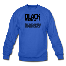 Load image into Gallery viewer, Crewneck Sweatshirt - royal blue