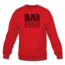 Load image into Gallery viewer, Crewneck Sweatshirt - red