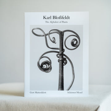 Karl Blossfeldt: The Alphabet of Plants