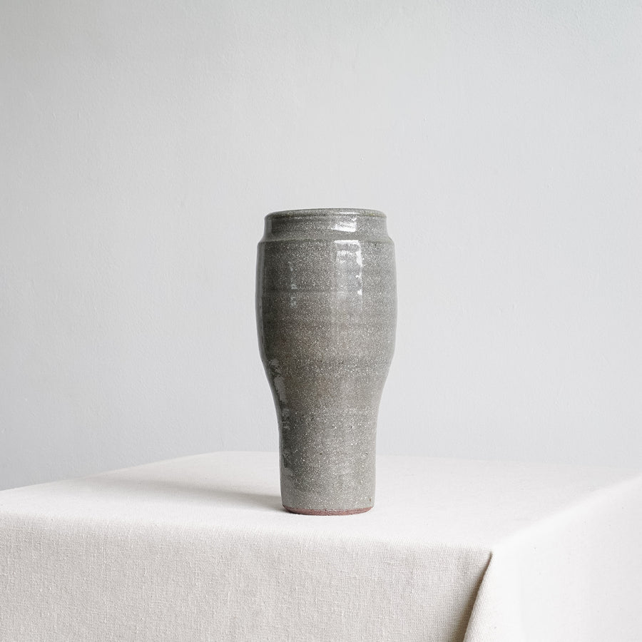 Medium Reduction Fired Ceramic Vase