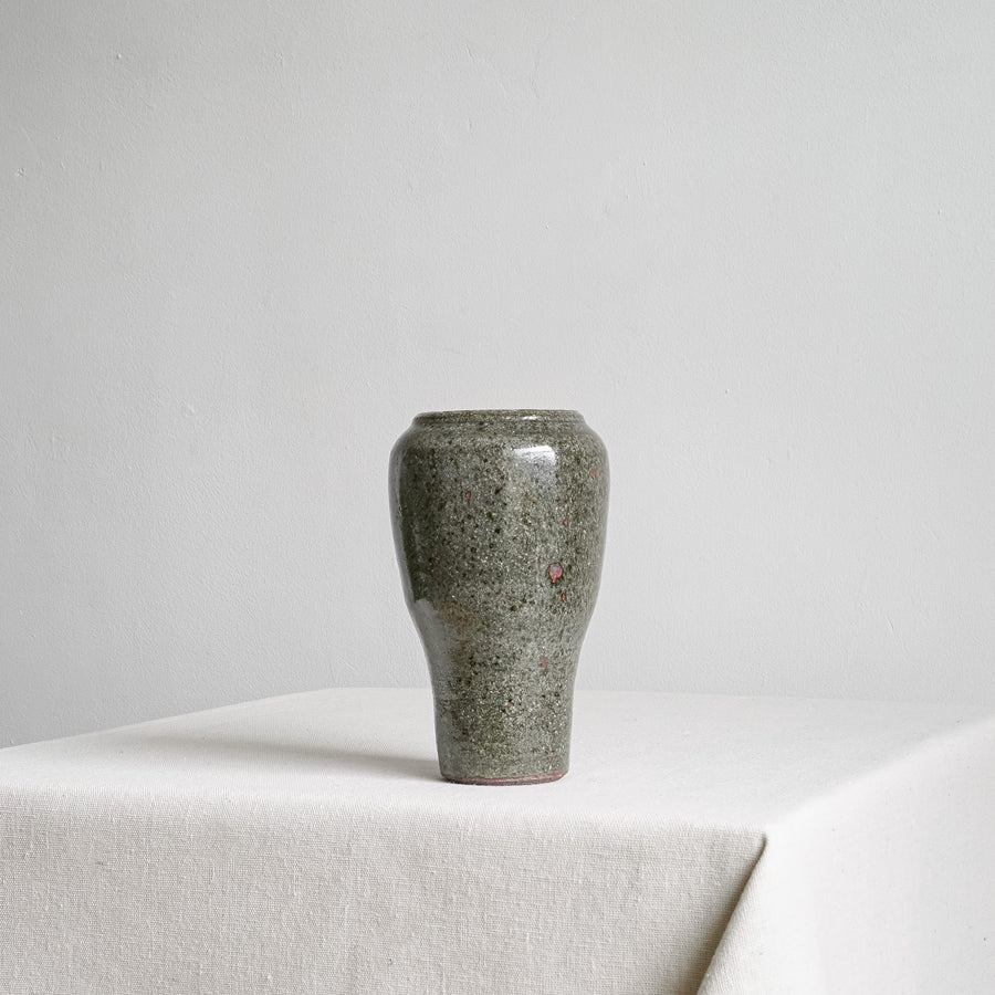 Small Reduction Fired Ceramic Vase