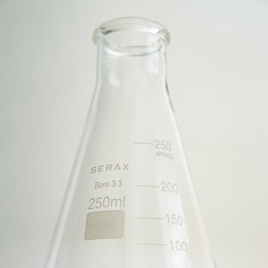 Medium Glass Measuring Conical Flask