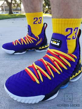 King James #23 Super Elite Basketball Socks Socks