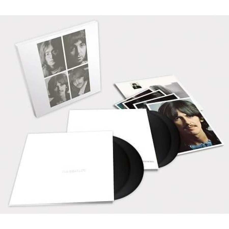 23OFF LP 50 4LP BEATLES