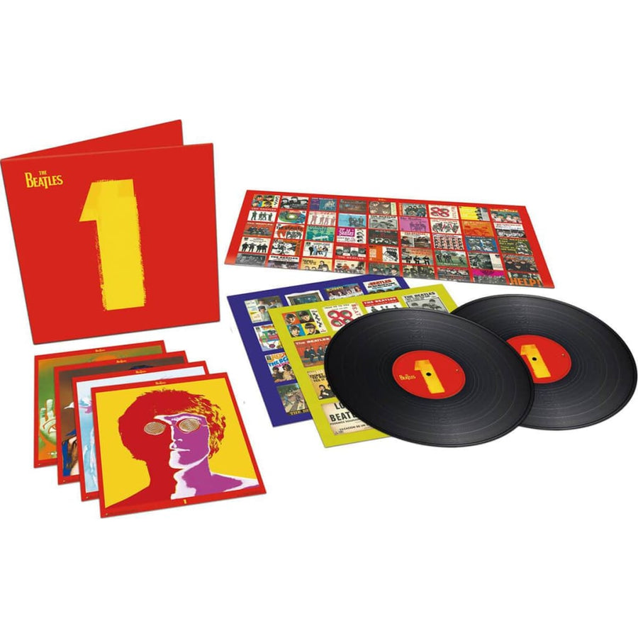 23%OFF LP 1 BEATLES