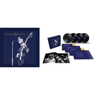 25%OFF 4LP George Harrison