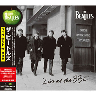 CD 50 BBC BEATLES - CD