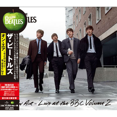 CD 50 BBC Vol.2 BEATLES - CD