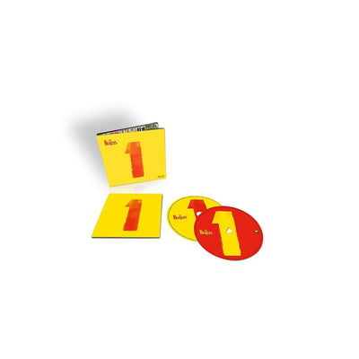CD& 1 SHM-CD+ BEATLES 1 - CD&
