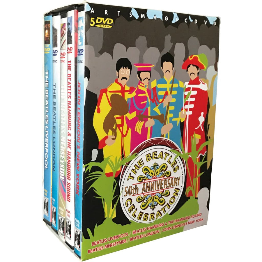 DVD 6 BEATLES - DVD