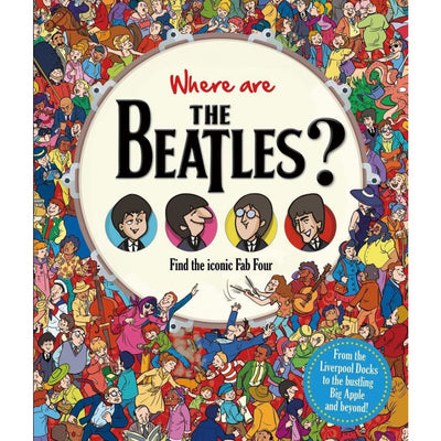 - Where are the Beatles BEATLES