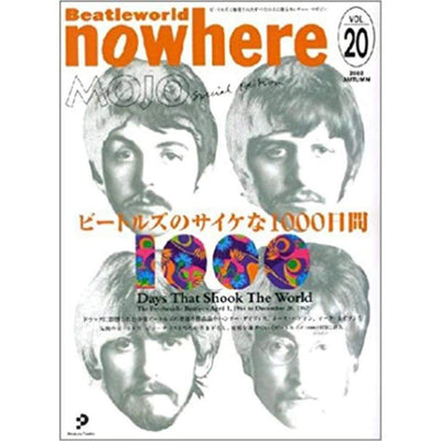 nowhere Vol.20 1000 20 BEATLES