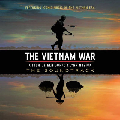 CD THE VIETNAM WAR The Soundtrack BEATLES - CD