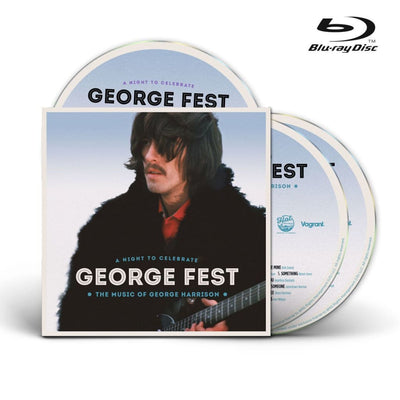 CD2 George Harrison CD& - CD&