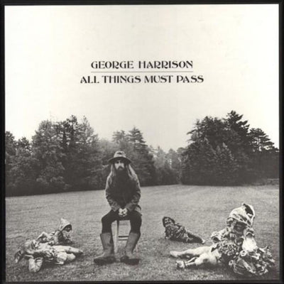 CD +5[MQA/UHQCD] George Harrison - CD