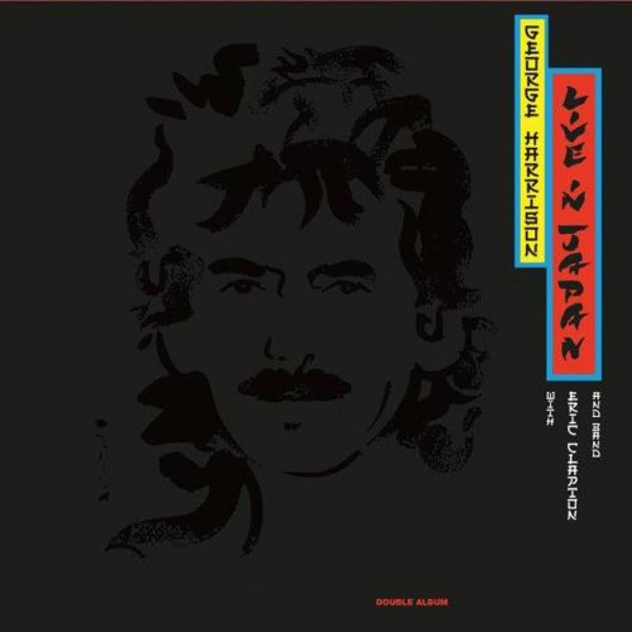 LP Live In Japan [] George Harrison