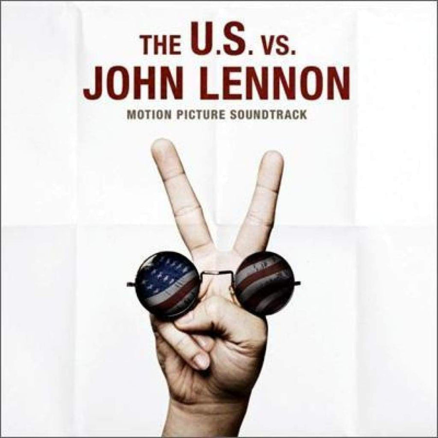 CD Us Vs John Lennon: John Lennon - CD