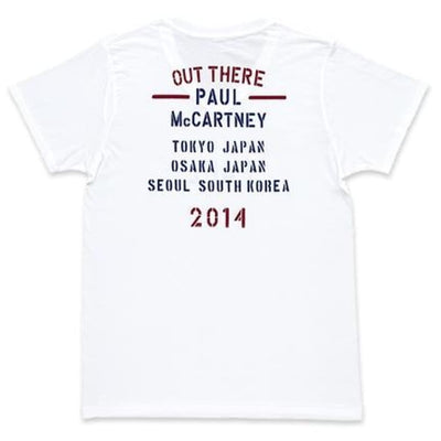 T 2014 - V S Paul McCartney - T