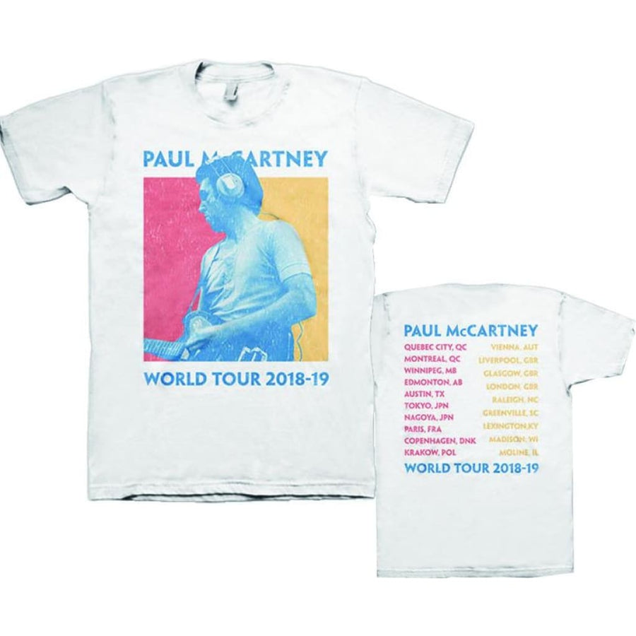 T 2018 - L Paul McCartney - T